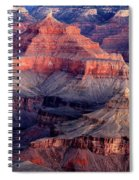 Mather Point Twilight Spiral Notebook