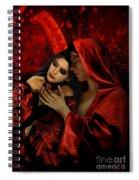 Matilda And Theodore Secret Place Spiral Notebook