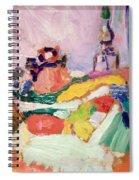 Matisse's Still Life Spiral Notebook