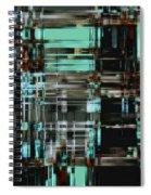 Matrix 1 Spiral Notebook
