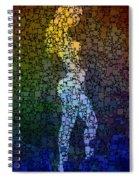 Matrix Girl Spiral Notebook