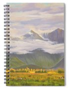 Matukituki Valley Spiral Notebook