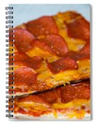Matza Pizza Spiral Notebook