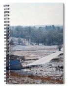Maurice Stevens Spring House Spiral Notebook