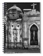 Mausoleums 2 Spiral Notebook