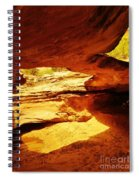 Maverick Natural Bridge Spiral Notebook