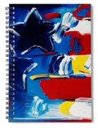 Max Americana Spiral Notebook