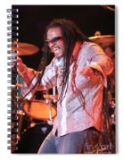 Maxi Priest Spiral Notebook