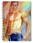 Maximum Color Spiral Notebook