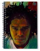 Maxwell Spiral Notebook