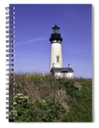 May At The Lighthouse Spiral Notebook