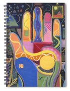 May Creativity Be A Blessing Spiral Notebook