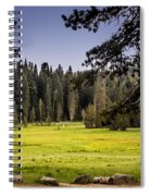 May I Intrude On Your Meadow Spiral Notebook