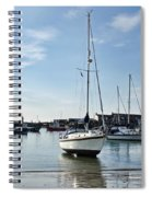 May Morning - Lyme Regis 2 Spiral Notebook