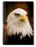 May Your Heart Soar Like An Eagle Spiral Notebook