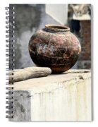 May Your Pots Be Filled With Cheer And Happiness Spiral Notebook