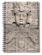 Maya Copan Spiral Notebook