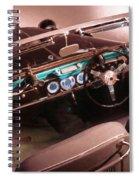Maybach Car 4 Spiral Notebook