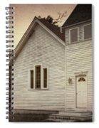 Maybe A Church Spiral Notebook