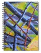 Mayday In September Spiral Notebook