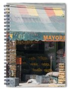 Mayoreo Wholesale Mexico Spiral Notebook