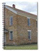 Maysville Schoolhouse Spiral Notebook