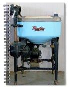 Maytag Washing Machine Spiral Notebook