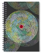 Maze You Cant Get There From Here Spiral Notebook