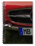 Mb 190 Spiral Notebook
