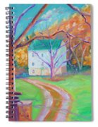 Mc Donalds Mill Spiral Notebook
