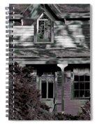 Mcalmond House Spiral Notebook
