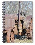 Mccormick Deering Spiral Notebook