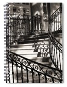 Mccormick Mansion Staircase Spiral Notebook