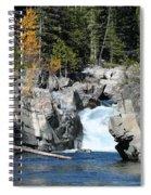 Mcdonald Creek Spiral Notebook
