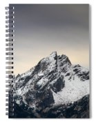 Mcgown Peak Beauty America Spiral Notebook