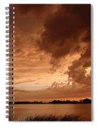 Mciver Lake Spiral Notebook