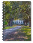 Mcleod Plantation Spiral Notebook