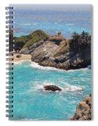 Mcway Falls 7387 Spiral Notebook