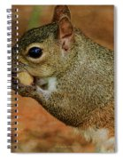 Me And My Peanut Spiral Notebook