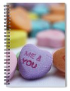 Me And You Forever Spiral Notebook