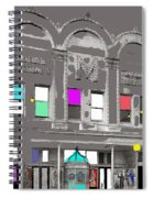 Meaders Theater 1919 Washington D.c. 1919-2010 Spiral Notebook