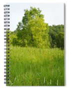 Meadow Blossoms Spiral Notebook