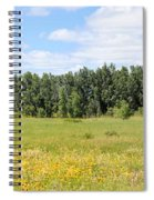 Meadowland Spiral Notebook