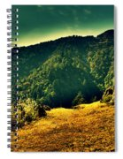 Meadows 2 Spiral Notebook