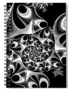 Mechanica Spiral Notebook
