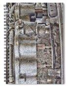 Mechanics Of Landing Gear Spiral Notebook