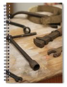 Mechanic's Tools Spiral Notebook