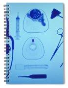 Medical Equipment Spiral Notebook