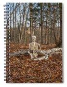 Medical Leave  Spiral Notebook