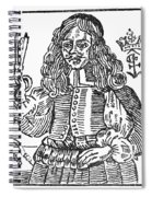 Medicine: Charlatan, C1600 Spiral Notebook